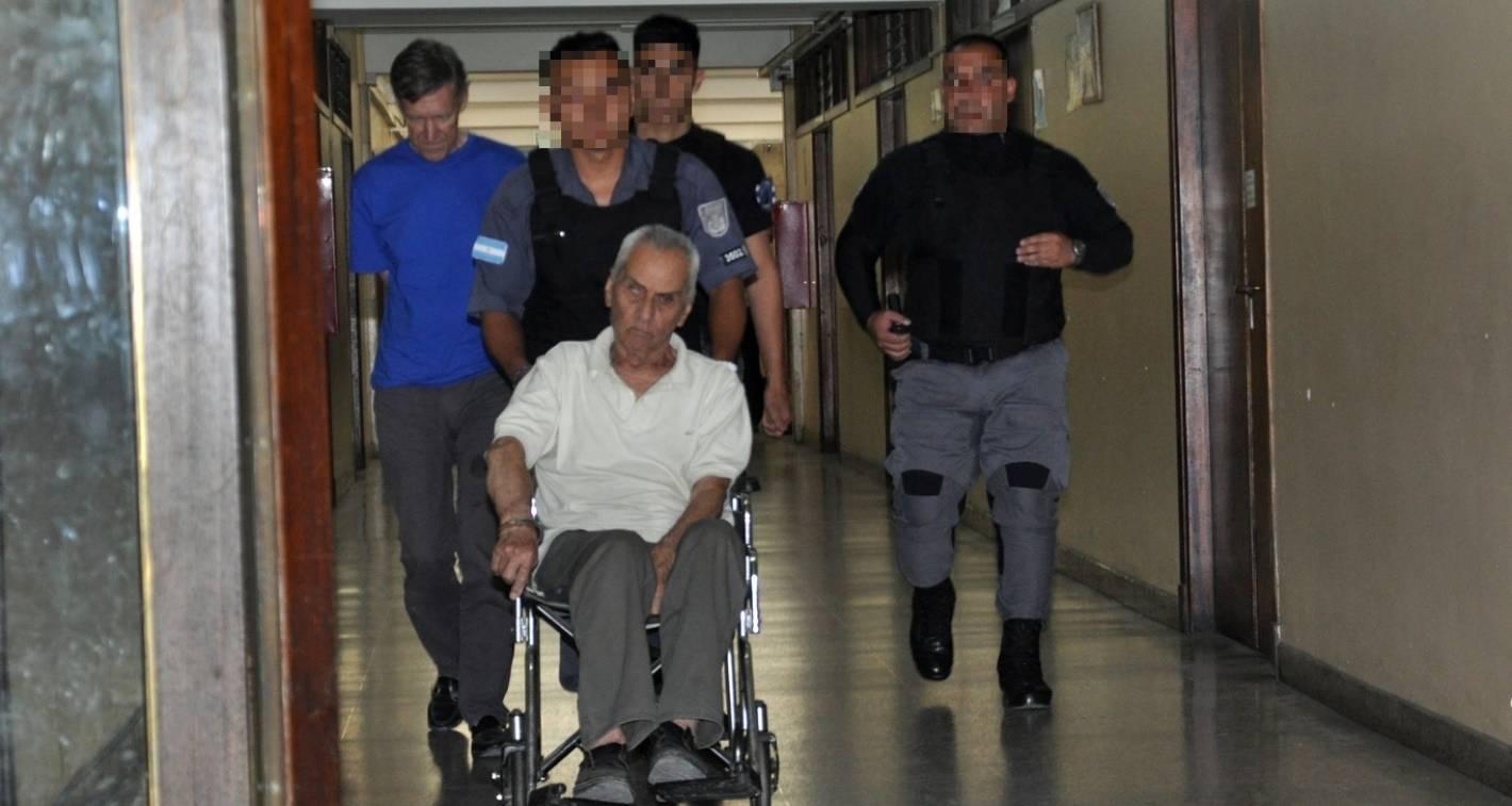 Nicola Corradi, uno de los acusados