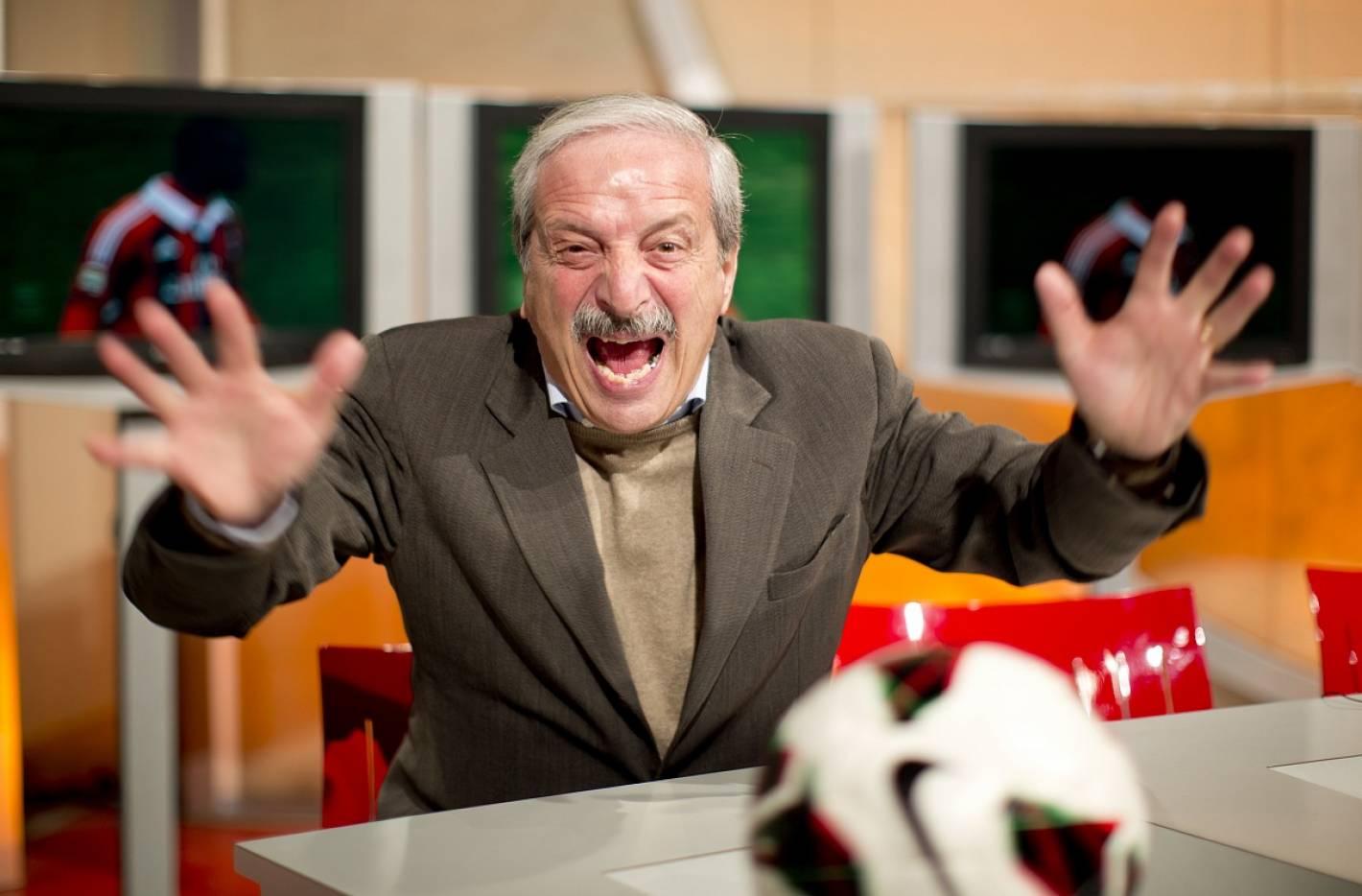 El Pagani de Italia: un periodista enloqueció con un gol ...