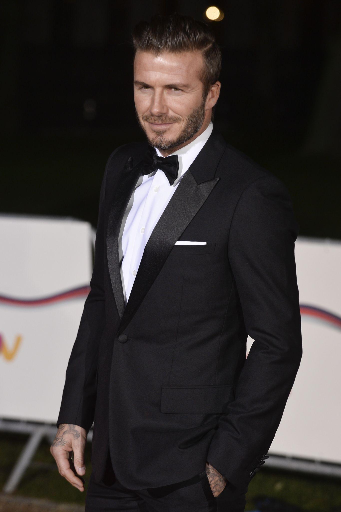 Genug David Beckham será el próximo Agente 007? - Mendoza Post NA06