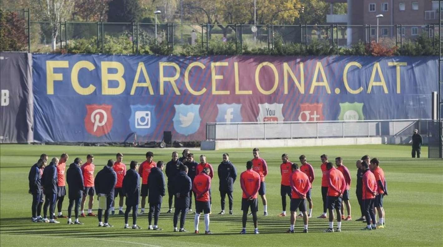 El equipo de Messi sufrió de cerca la tragedia en la que murieron 14  personas y más de 129 quedaron heridas. f85ba8e1384