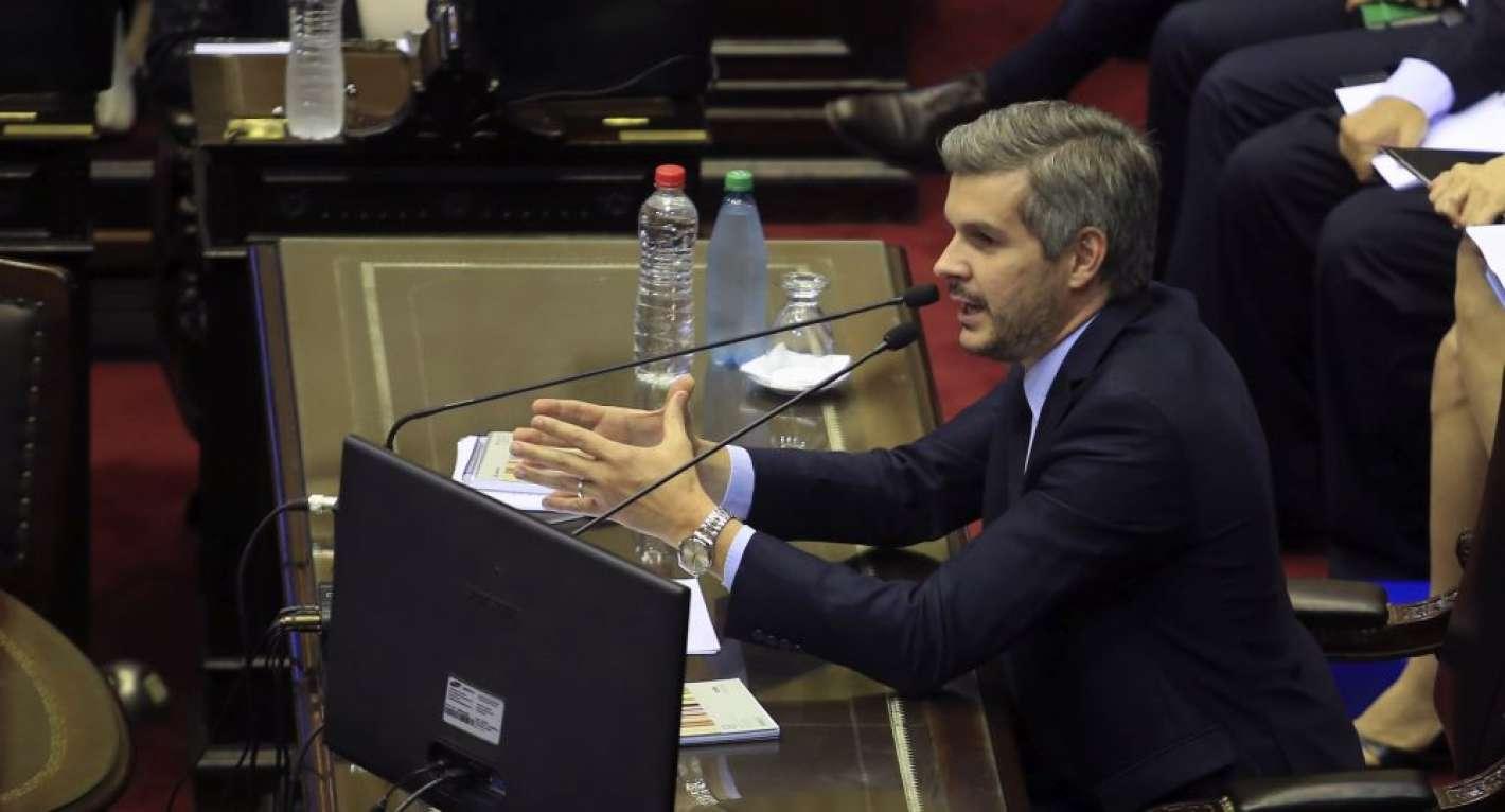 Marcos Peña vuelve al Senado - Mendoza Post