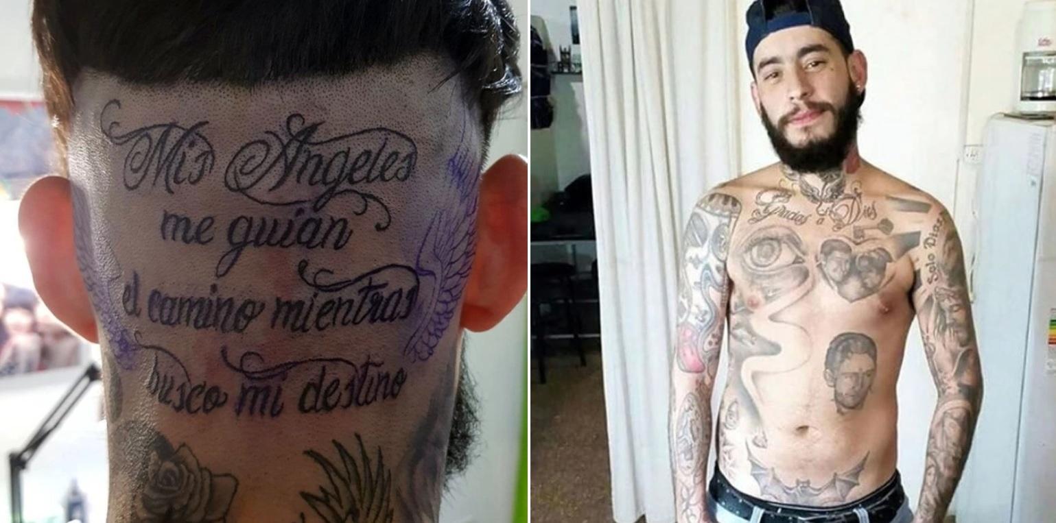 El Extremo Tatuaje De Ulises Bueno Mendoza Post