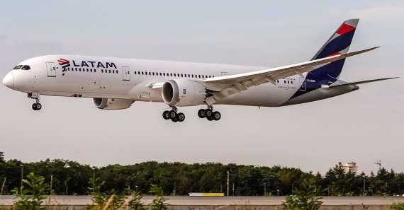Latam retomará operaciones internacionales desde Brasil…