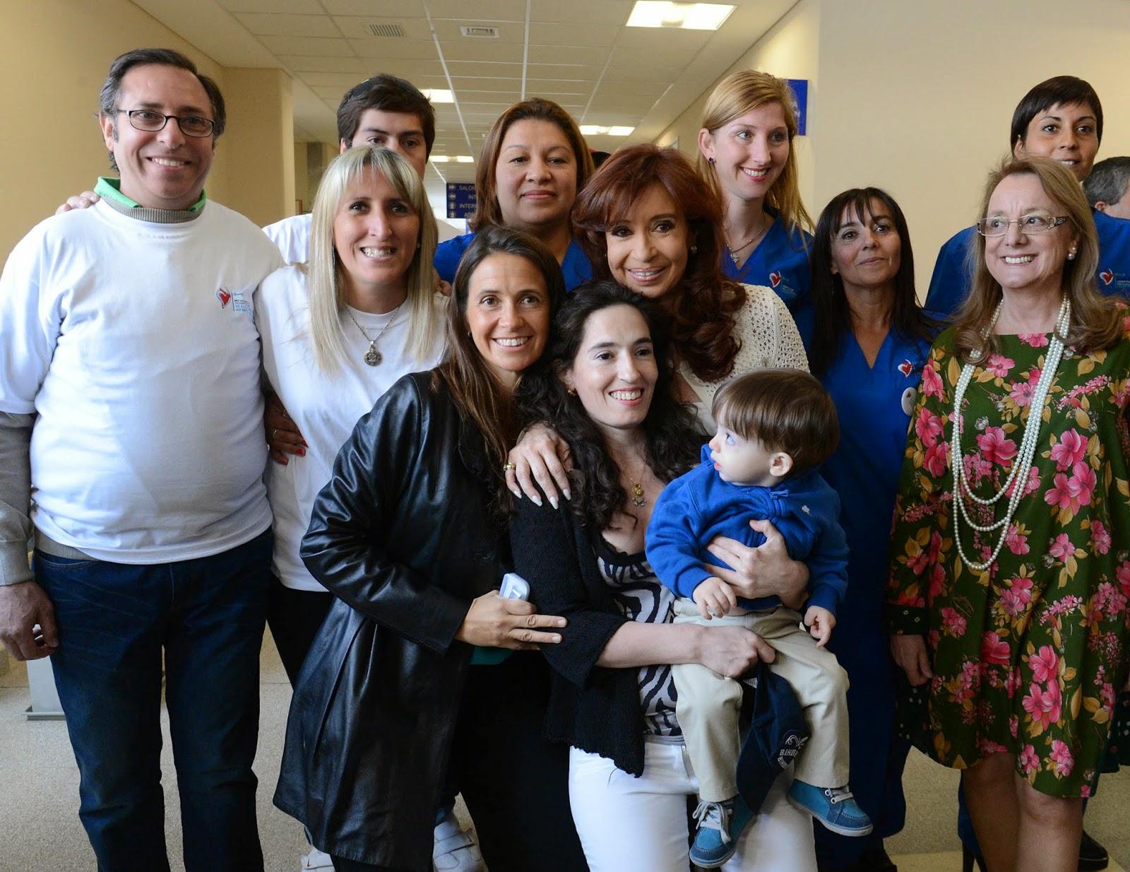 Florencia Kirchner Embarazada: Aseguran Que Florencia Kirchner Está Embarazada