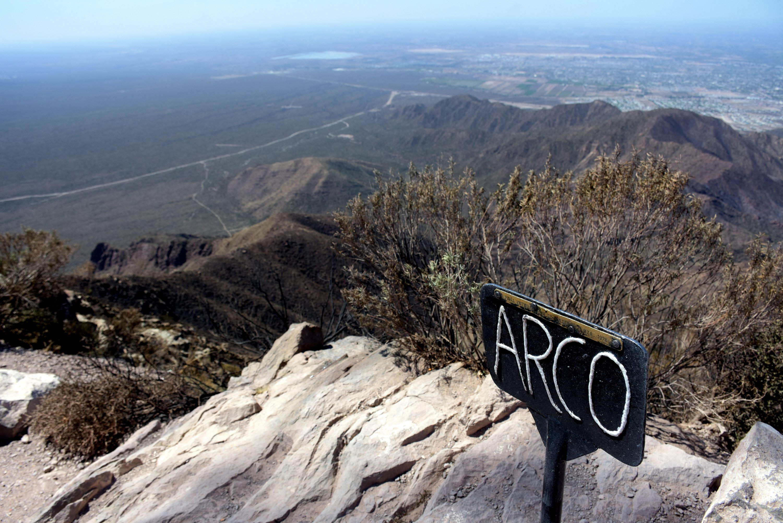Cerro Arco: habilitaron el acceso al público y prohibieron hacer fuego -  Mendoza Post