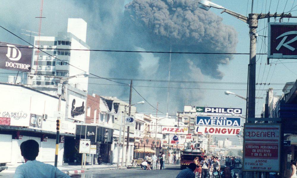 Explosión en Río Tercero: a 23 años del caso, Menem va a juicio - Mendoza  Post