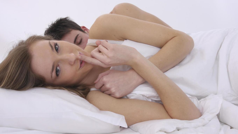 Como saber cuando las mujeres terminan? -