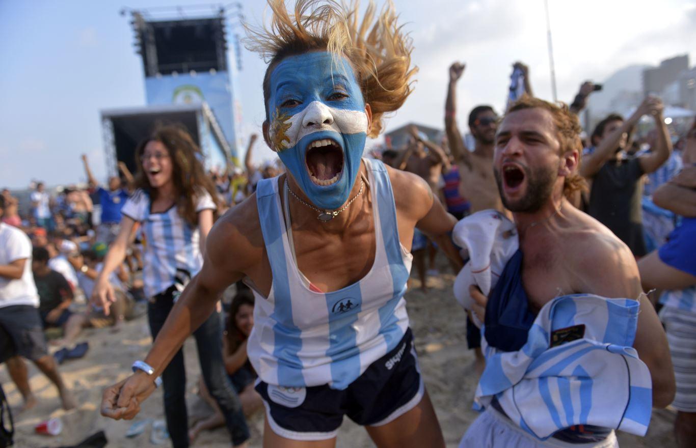 Por qu los argentinos somos agrandados taringa for Mundo del espectaculo argentino