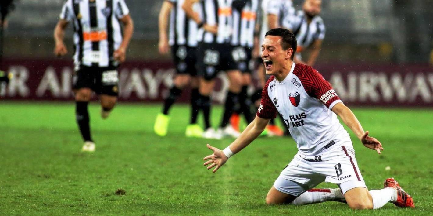 Fernando Zuqui, el mendocino en la final de la Copa Sudamericana ...
