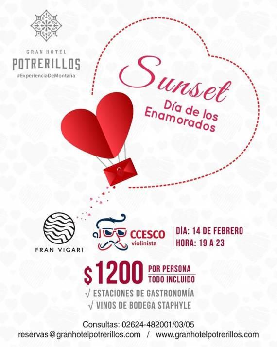 Te Decimos Dónde Festejar El Día De Los Enamorados Mendoza Post