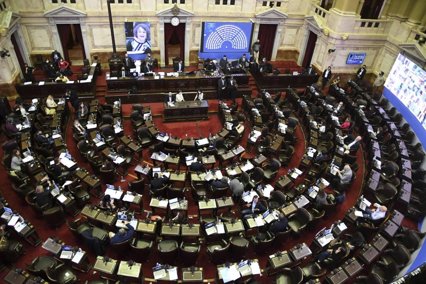 Reforma judicial: el oficialismo negocia cargos judiciales en el ...
