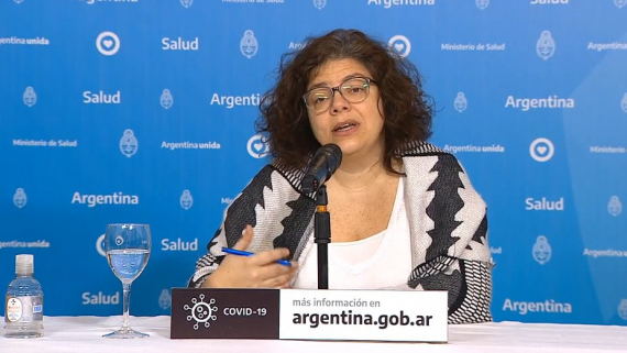 Argentina confirmó 209 nuevas muertes y 7.663 casos