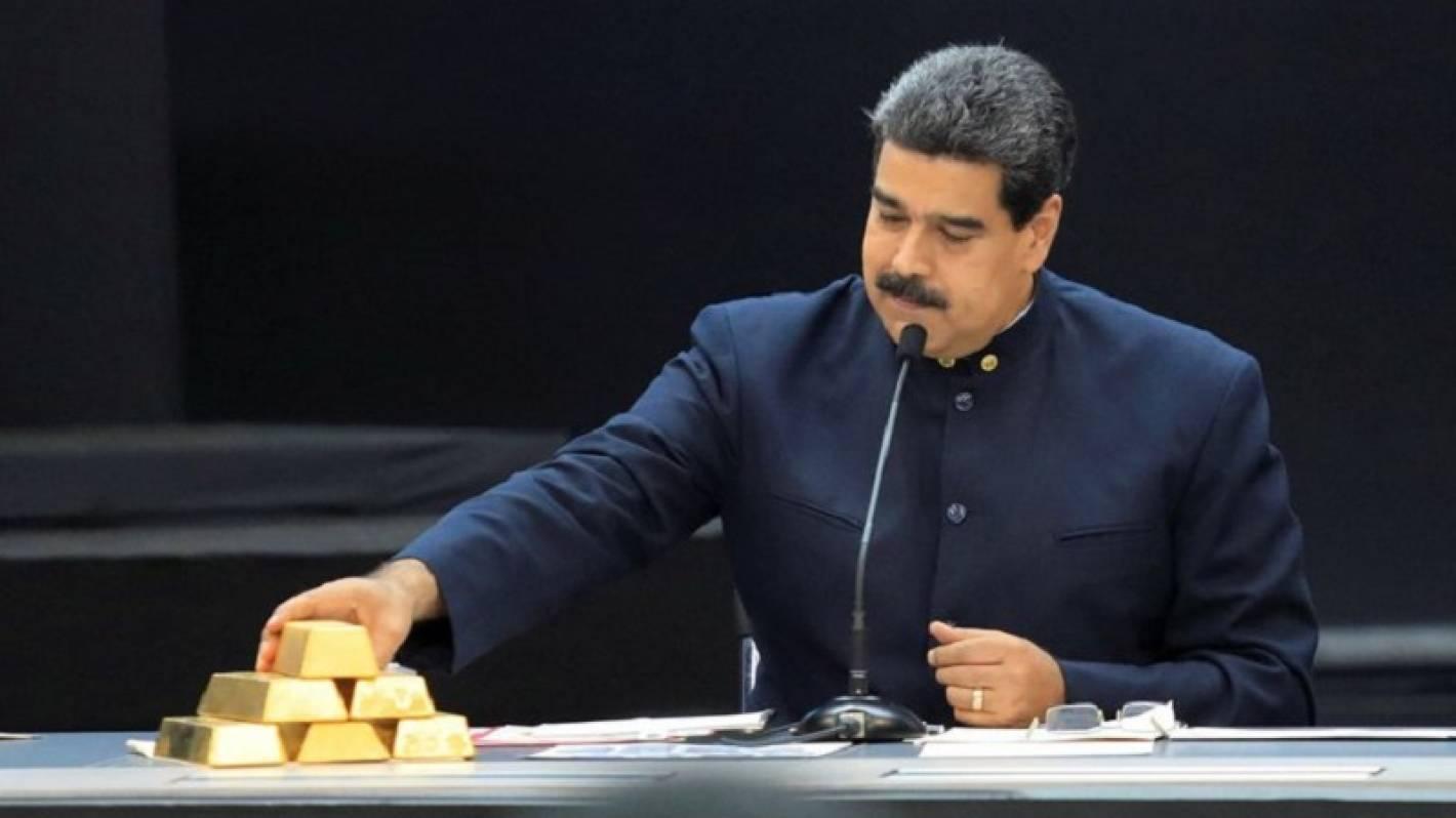 Inglaterra anuló el fallo que le daba el oro venezolano a Guaidó - Mendoza  Post