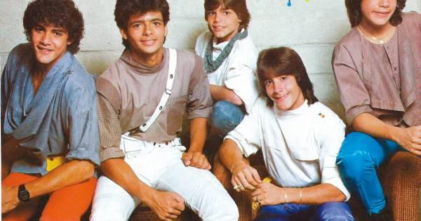 Hoy Estrena La Serie Sobre Menudo El Grupo Del Que Surgio Ricky Martin Mendoza Post