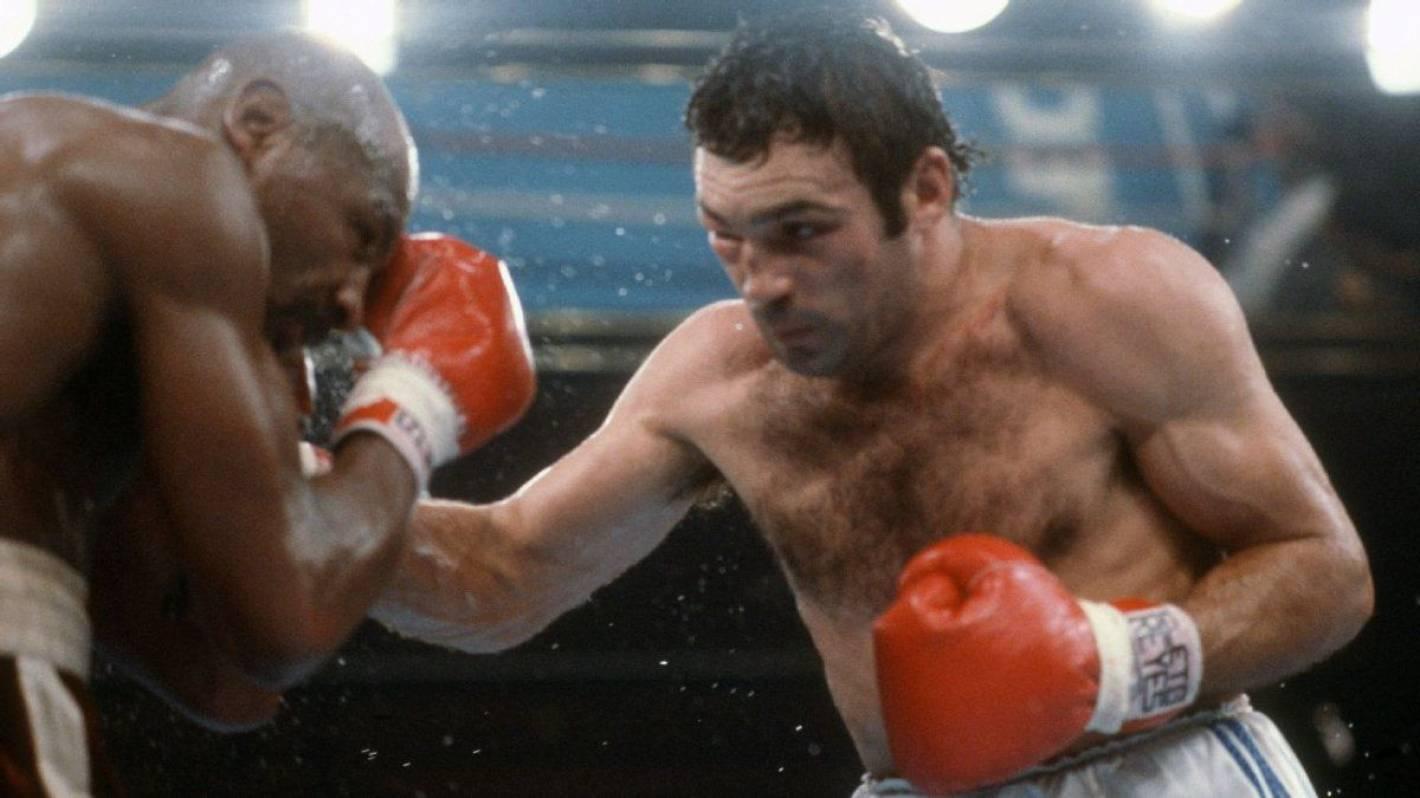 Murió Martillo Roldán, una leyenda del boxeo argentino - Mendoza Post