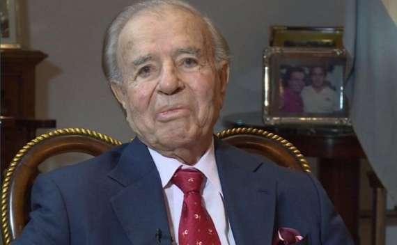 El expresidente Carlos Menem sufrió una descompensación renal — En coma