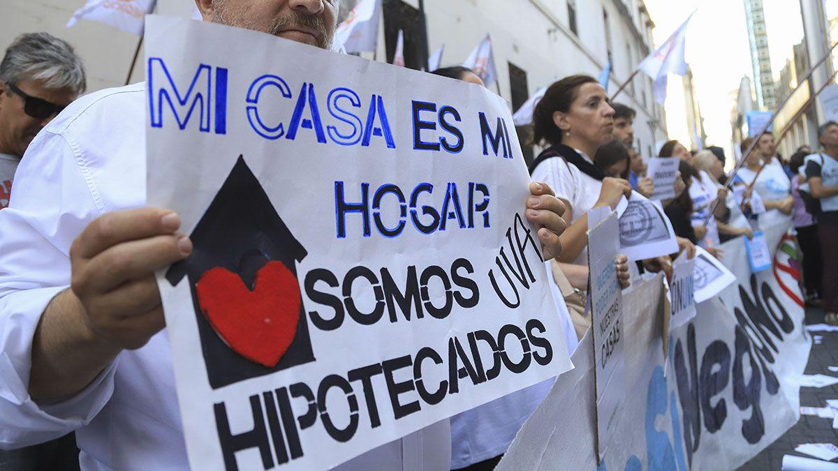 San Rafael: le rematarán la casa porque no puede pagar la hipoteca UVA -  Mendoza Post