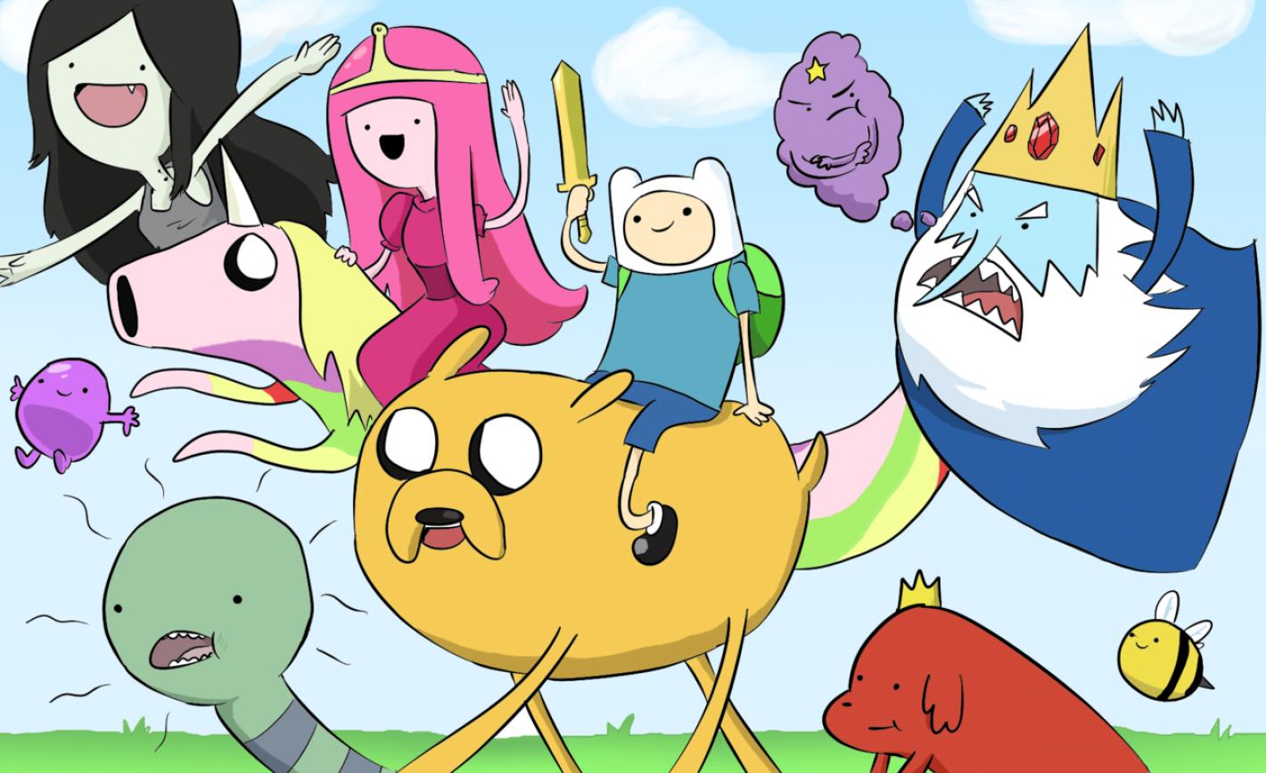 por qué a los adultos les gustan los dibujitos animados mendoza post