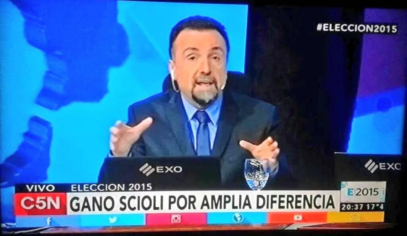 Brancatelli contra Roberto Navarro: ¿militantes en crisis?