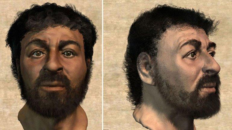 Dicen que esta es la verdadera cara de Jesús de Nazaret