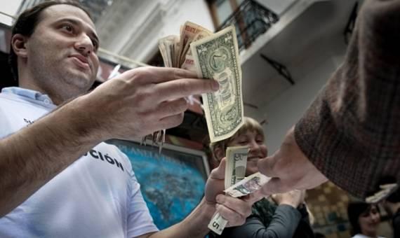 El dólar blue subió por segundo día consecutivo