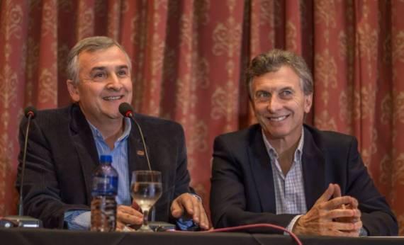 Yquot;no apoyaria a macri en una nueva candidatura a presidenteyquot — Gerardo morales