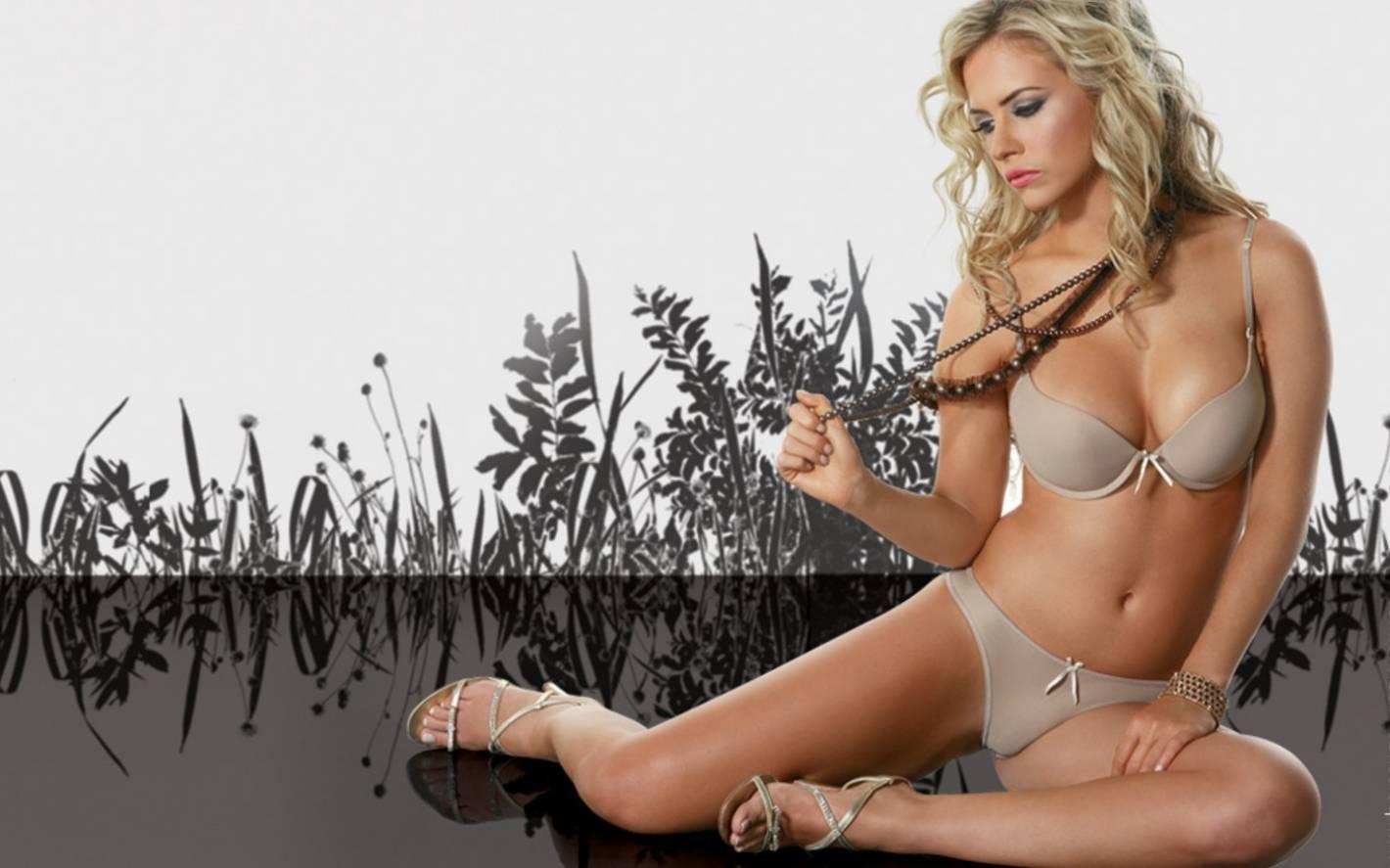 Alejandra Maglietti Se Desnudó Para Una Campaña Publicitaria