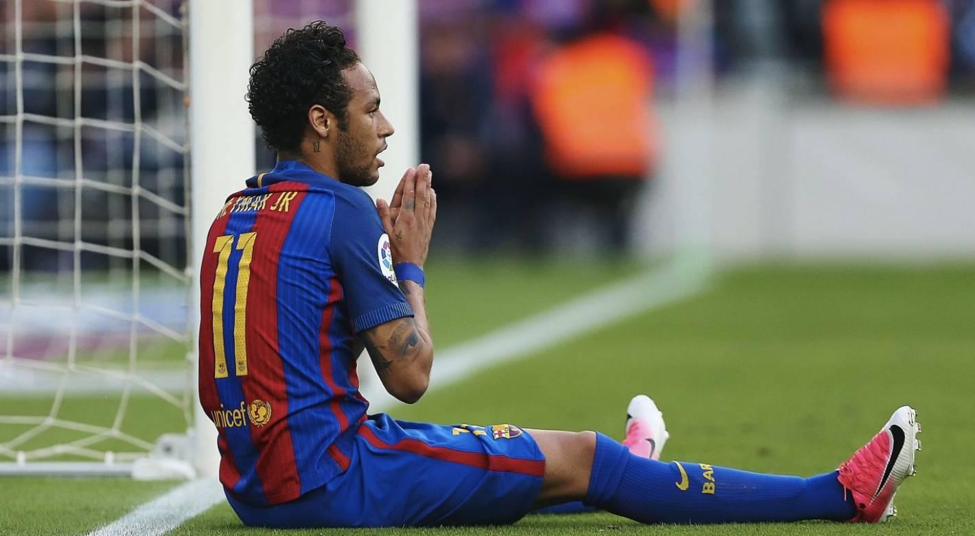 Compró la 11 de Neymar del Barcelona y quiere que le devuelvan la ... 5f98b85b6e995