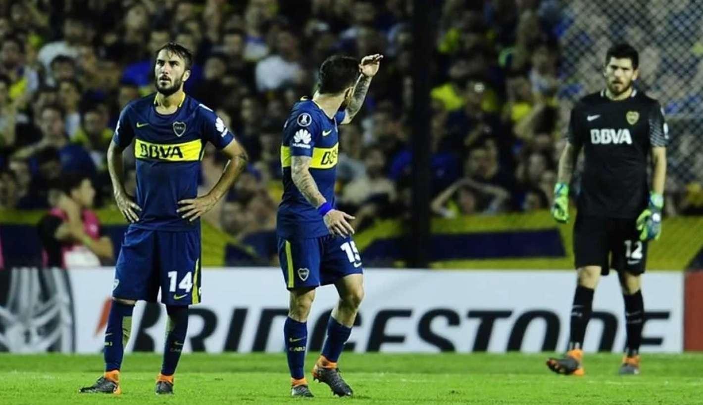 Palmeiras Ganó Clasificó Y Sembró La Polémica Para Boca
