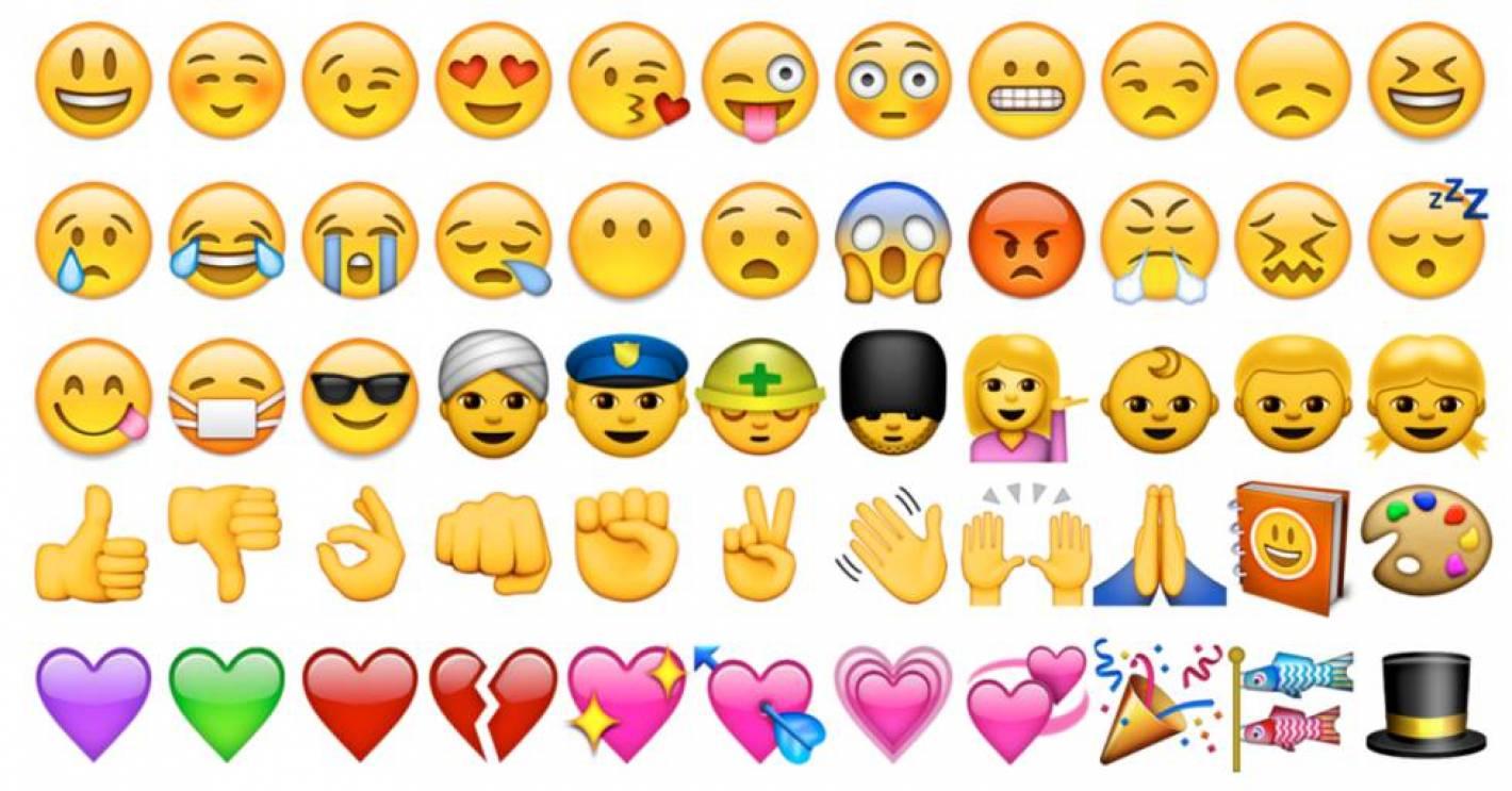 Resultado de imagen para dia mundial del emoji