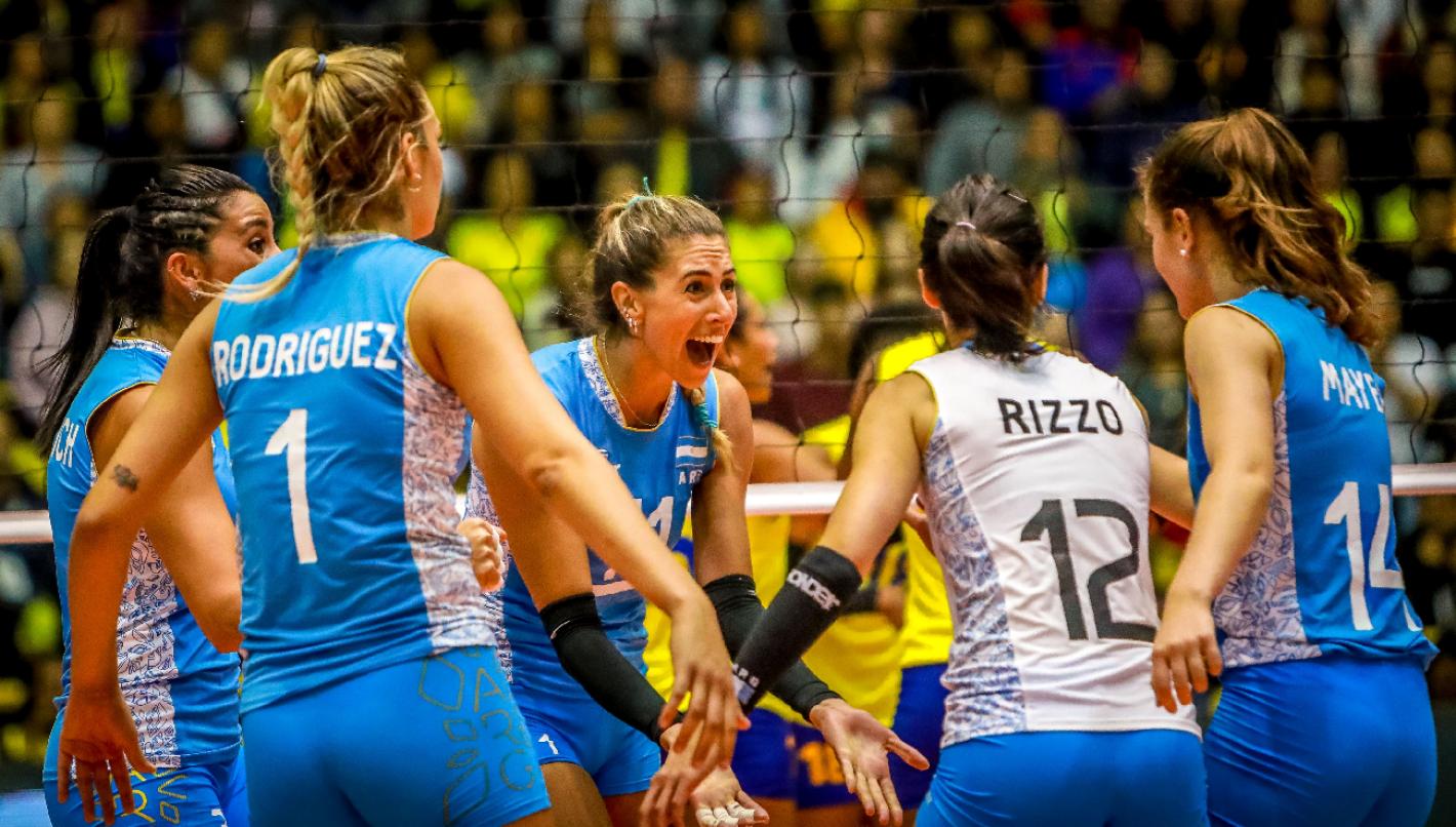 Resultado de imagen para preolímpico voleibol femenino