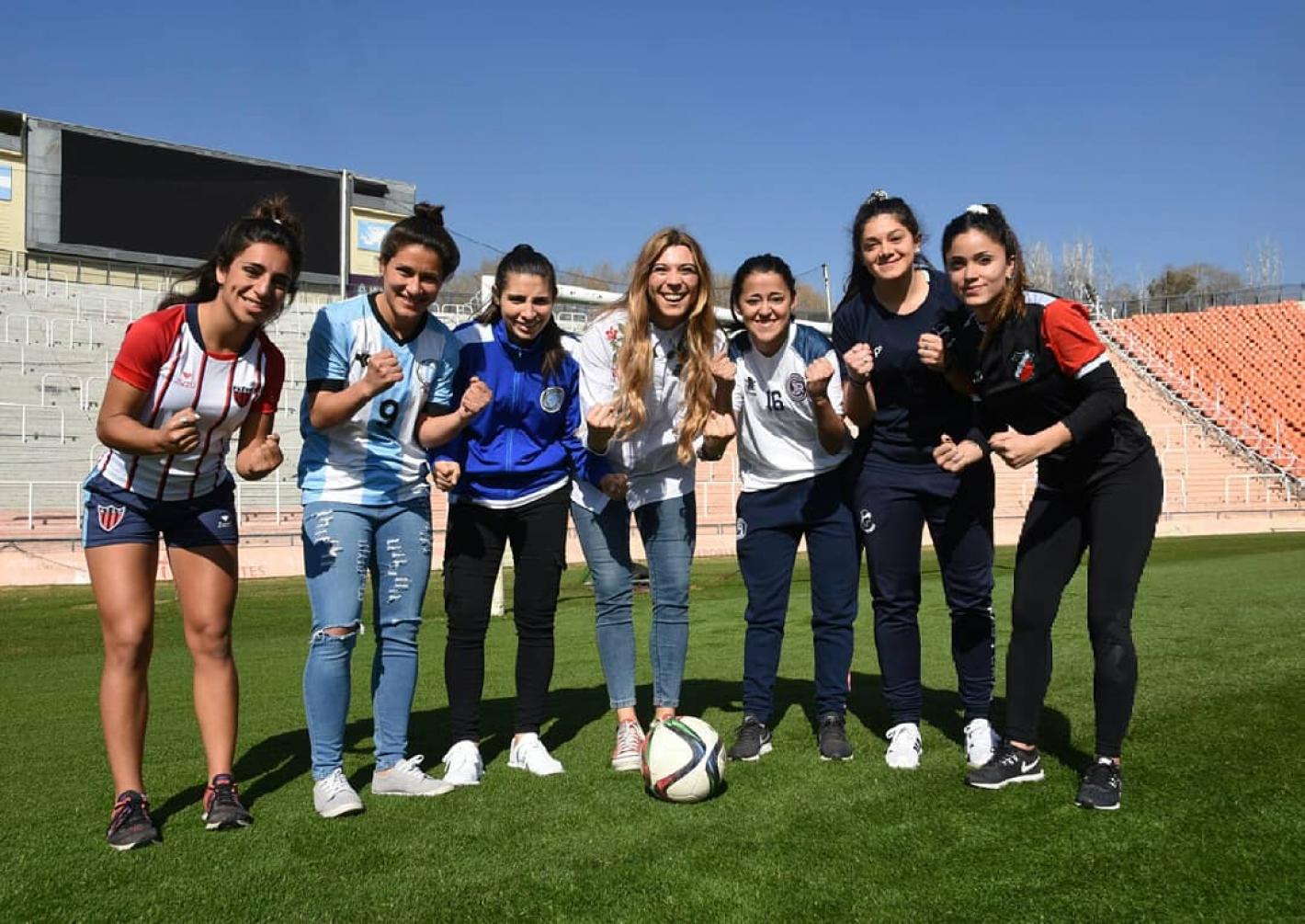 Giuliana Díaz es la nueva Presidenta del Fútbol Femenino de ...