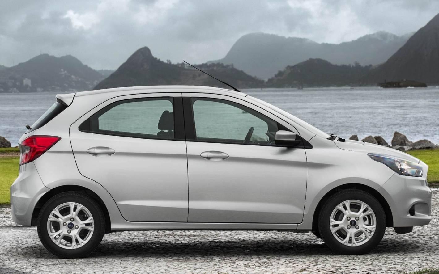 El Nuevo Ford Ka Desembarco En La Argentina