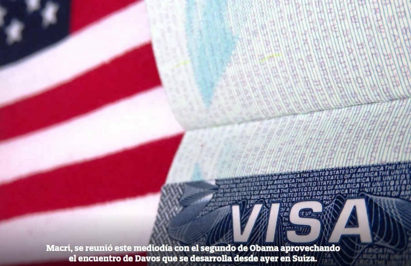 Cómo obtener la Visa turista para viajar a EEUU - Mendoza Post